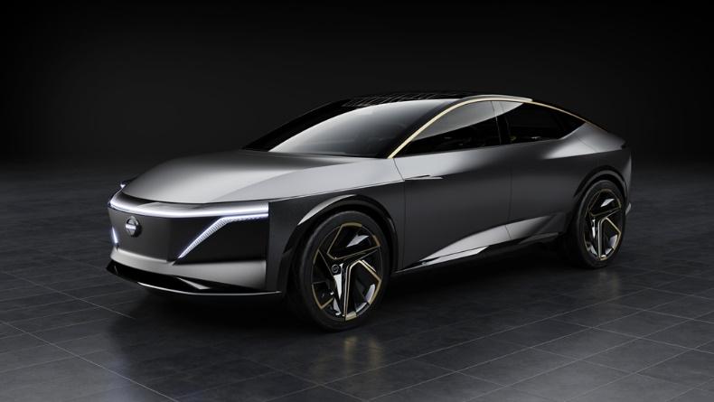 日产汽车新款轿车全球首秀2019上海车展