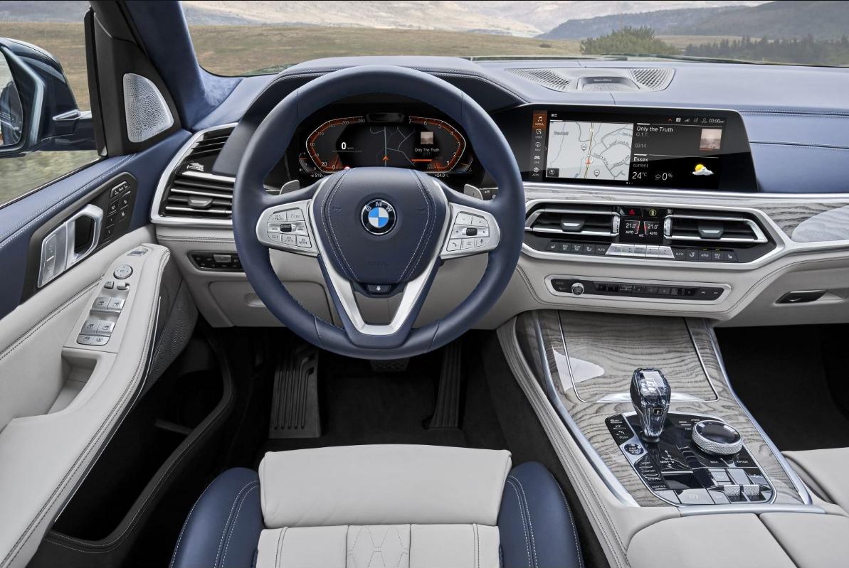 创新BMW X7蓉城荣耀上市